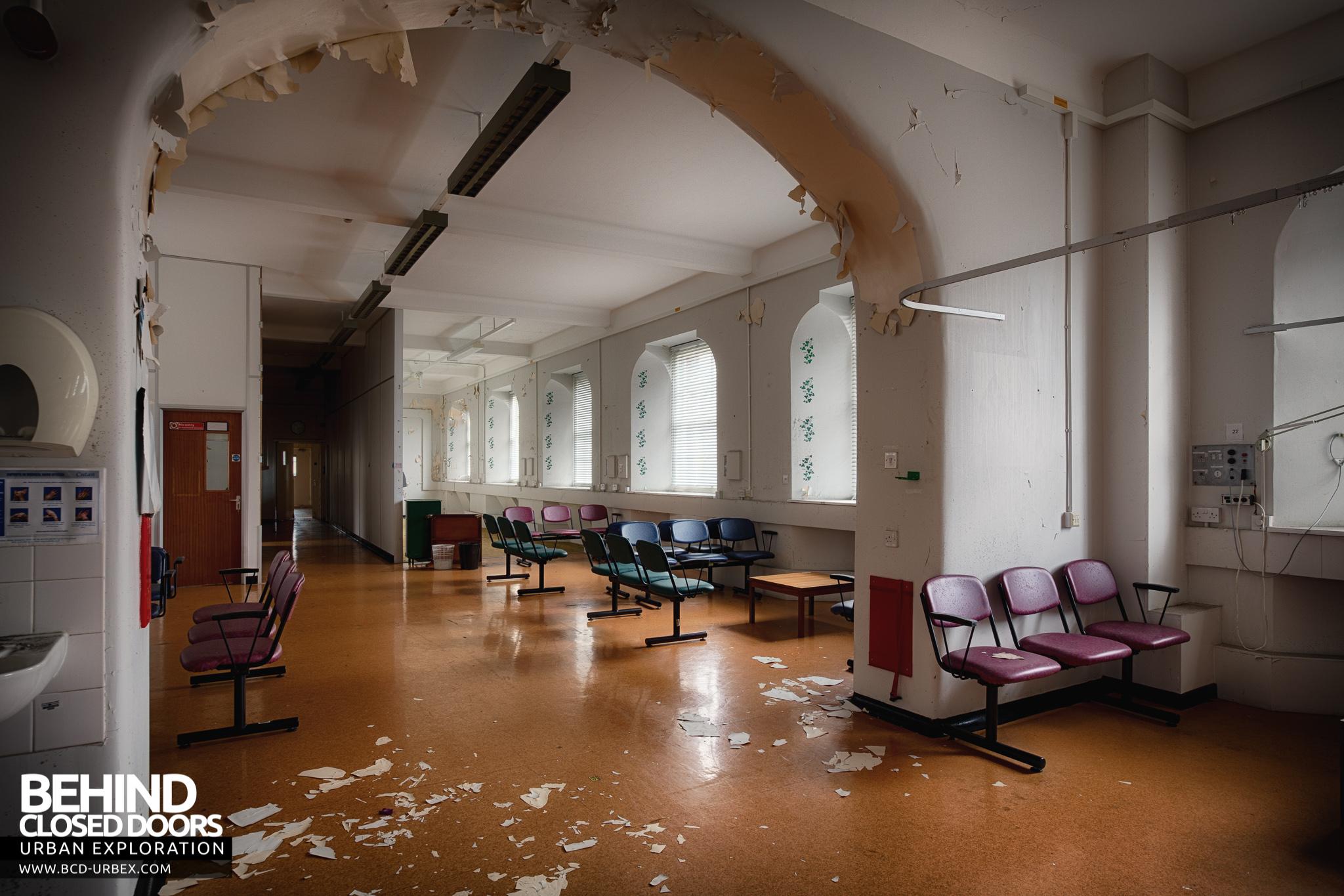 Royal Naval Hospital Haslar Gosport Uk 187 Urbex Behind