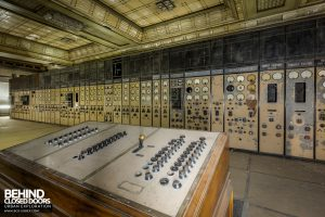 Battersea Power Station - Controls