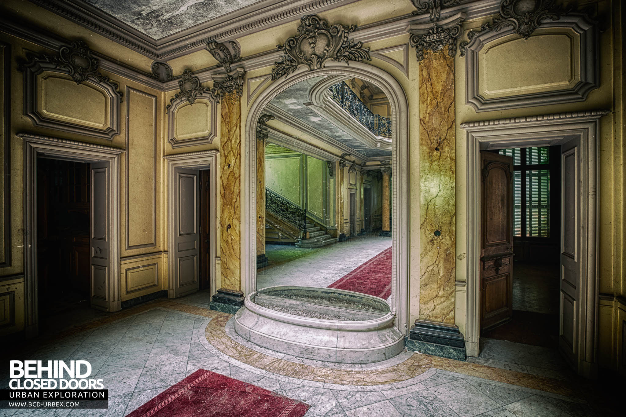 Château Lumiere, France » Urbex | Behind Closed Doors ...