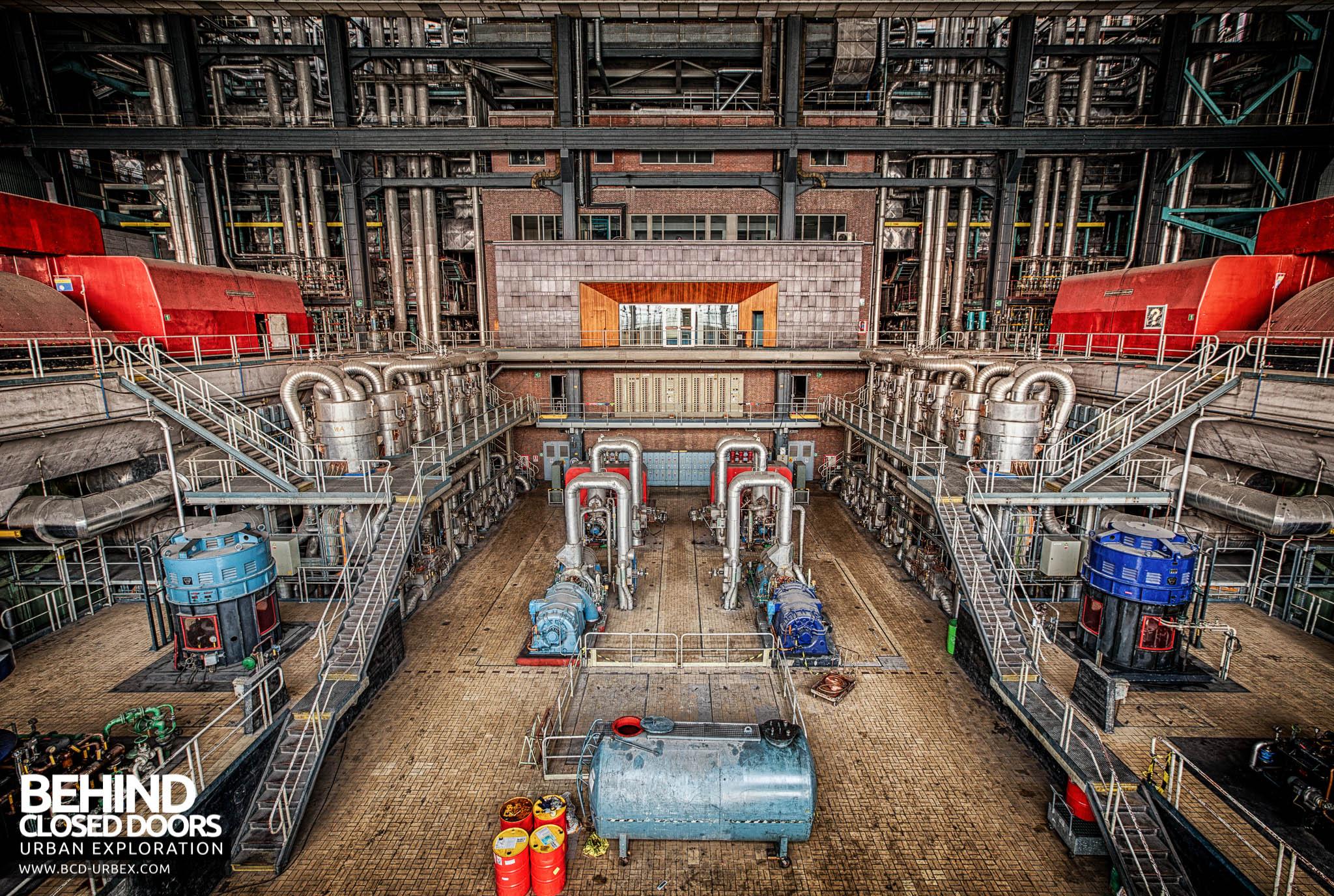 Gigawatt Power Plant Belgium Urbex