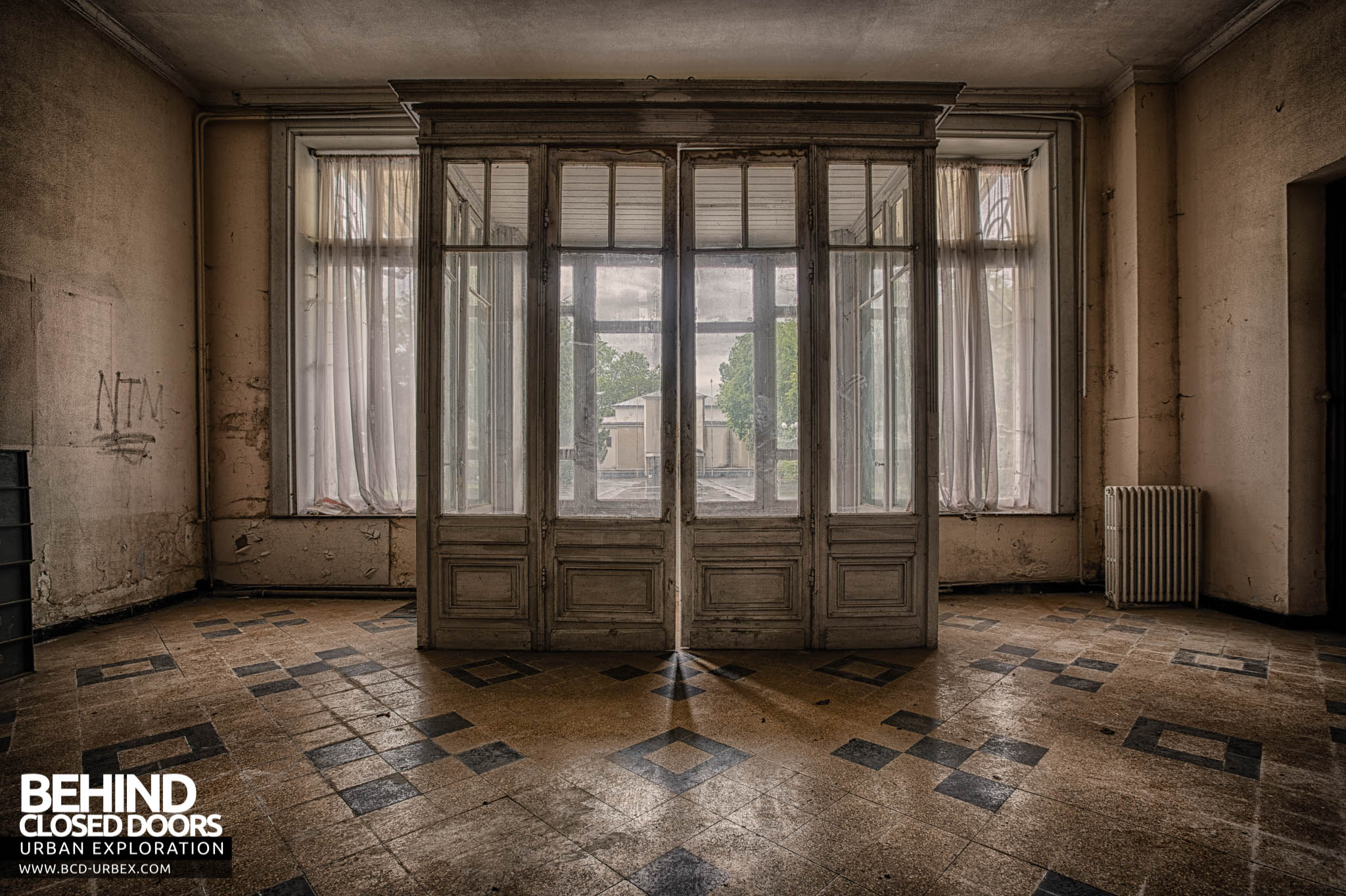 Hotel Thermale Aka Hotel Des Thermes France 187 Urbex