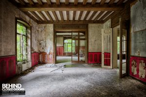 Chateau Rochendaal - Downstairs room