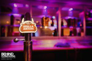 D9 Nightclub - Beer pump