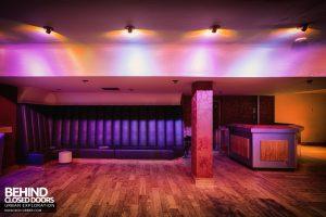 D9 Nightclub - Seating and DJ Box