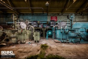 Fletchers Paper Mill - Machines