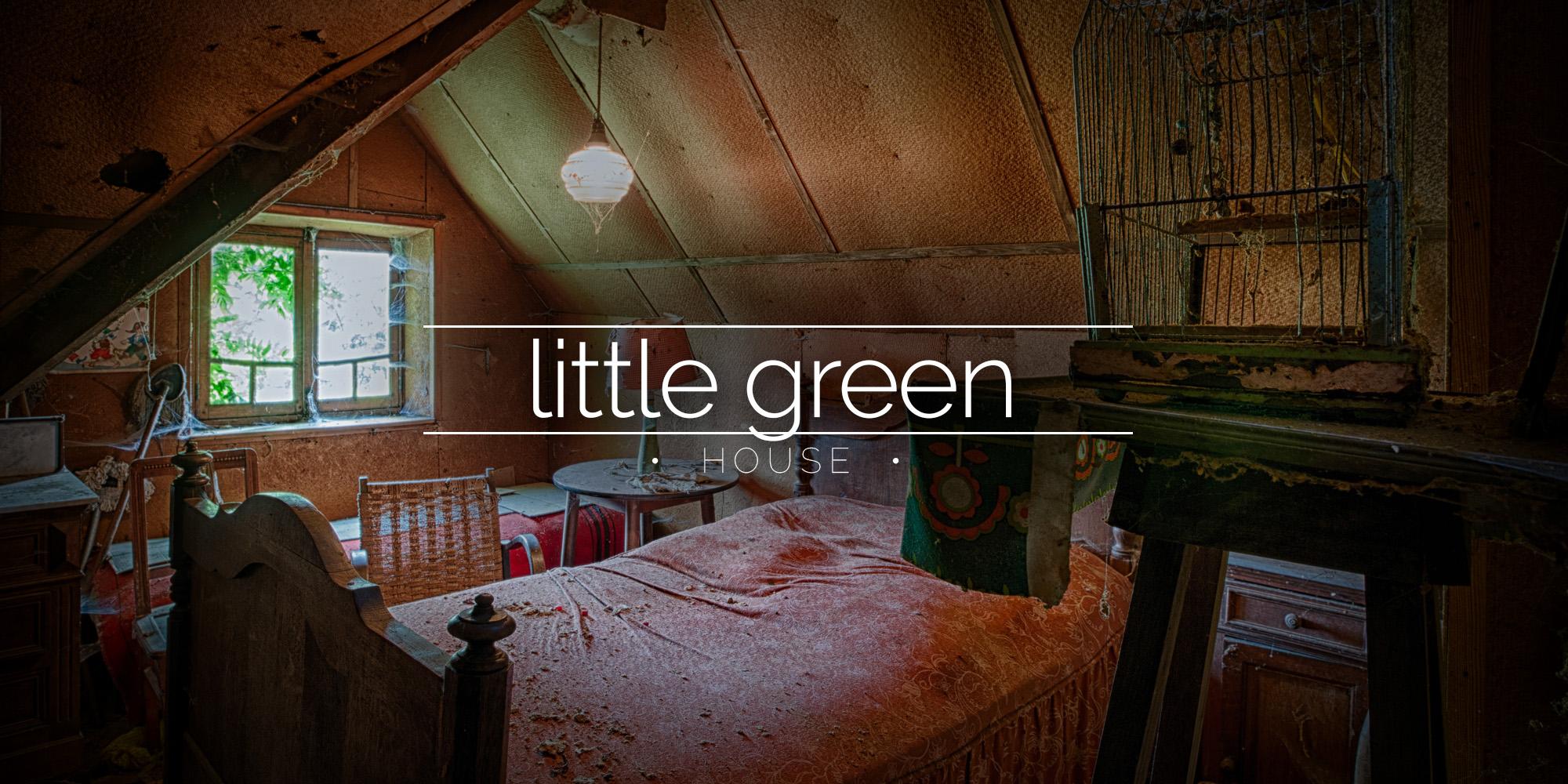 Industrial Dining Room Table Little Green House Belgium 187 Urbex Behind Closed Doors