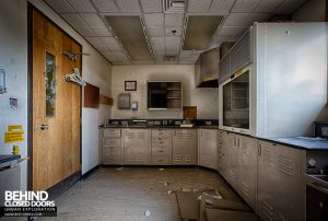 RAF Upwood Clinic - Laboratory