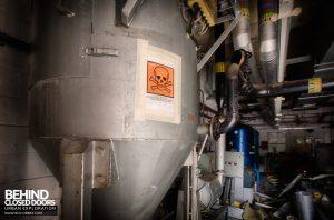 RAF Upwood Clinic - Toxic