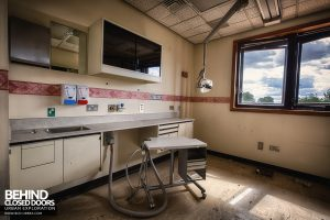 RAF Upwood Clinic - Dental surgery