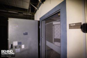 RAF Upwood Clinic - The Vault
