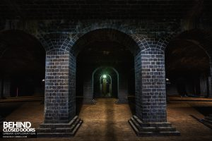 Swithland Reservoir - Arches