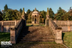 Swithland Reservoir - Steps to top