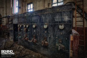Grimsby Ice Factory - Electrical Switchgear