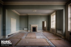 Stanford Hall - There were lots of bedrooms