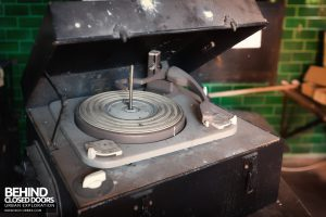 Stanford Hall - Record player