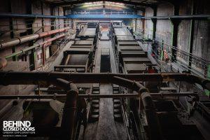 Bergwerk West Friedrich-Heinrich, Germany - Coal processing plant