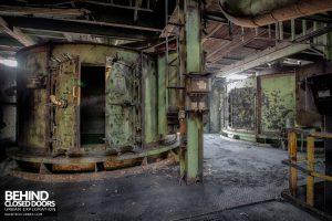 Bergwerk West Friedrich-Heinrich, Germany - Processing plant