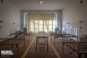 Hospital SC, Italy - Ward room