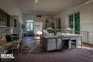 Hospital SC, Italy - Laboratory