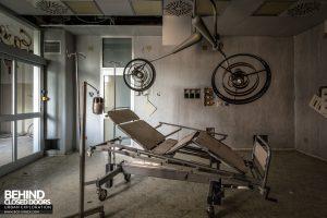 Hospital SC, Italy - Operating Theatre