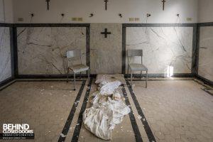 Hospital SC, Italy - Mortuary Chapel