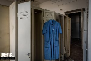 Hospital SC, Italy - Nurses uniform