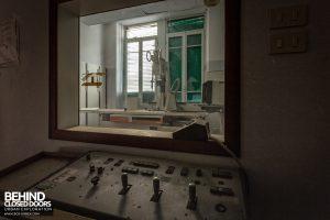 Hospital SC, Italy - X-Ray Controls