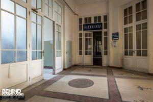 Hospital SC, Italy - Radiologia