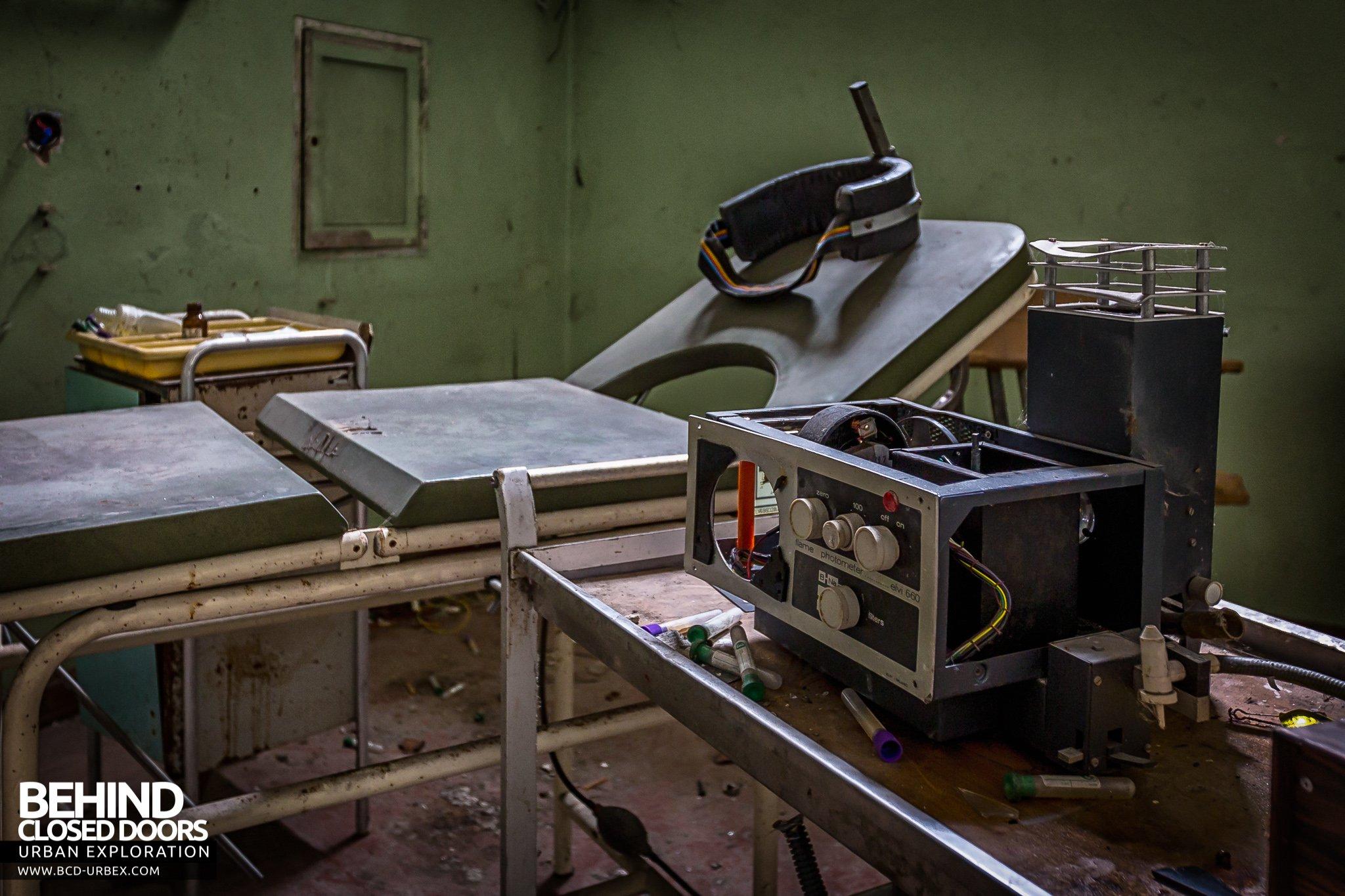 Manicomio Di Colorno Abandoned Asylum Italy 187 Urbex