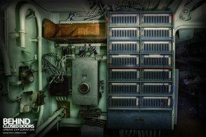 Atlantic Ghost Fleet - Radio equipment