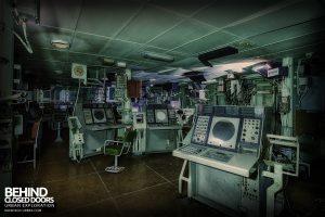 Atlantic Ghost Fleet - Radar Room