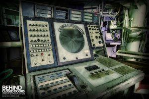 Atlantic Ghost Fleet - Control Panel
