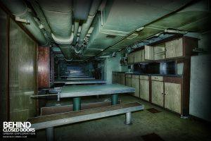 Atlantic Ghost Fleet - Mess room