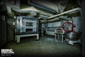 Atlantic Ghost Fleet - Kitchen