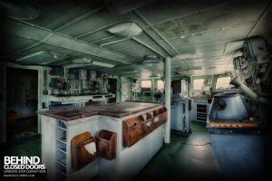 Atlantic Ghost Fleet - Bridge