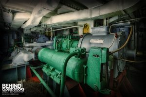 Atlantic Ghost Fleet - Machinery