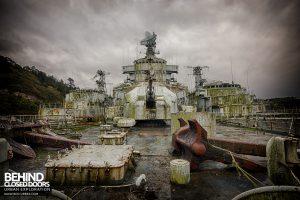 Atlantic Ghost Fleet - Anchor