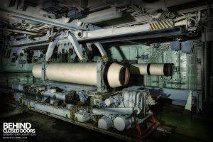 Atlantic Ghost Fleet - Masurca launch system