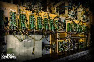 Ford Plant, Swaythling - Wiring