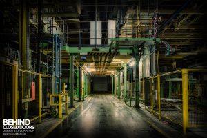 Ford Plant, Swaythling - Industrial avenue