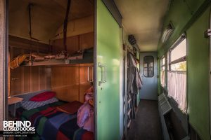 Medical Train, Germany - Private room
