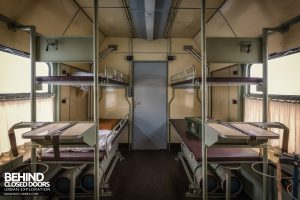Medical Train, Germany - More beds in smaller area