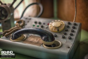 Medical Train, Germany - Telephone detail