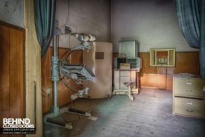 Manicomio di Racconigi - X-Ray Room