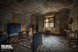 Manicomio di Racconigi - Nurses accommodation