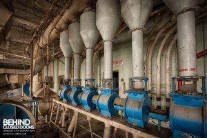Millennium Mills - Mini silos