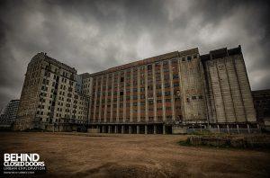 Millennium Mills - External