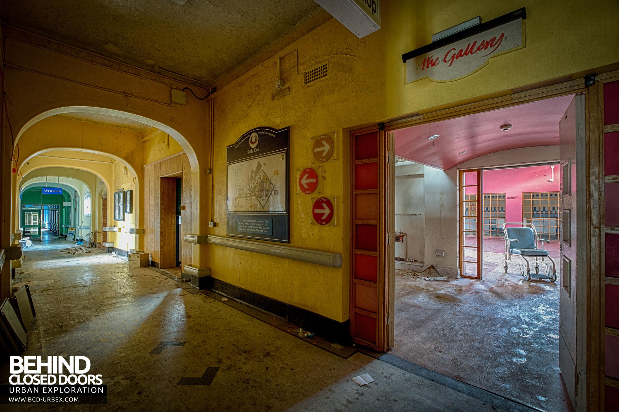 Abandoned Selly Oak Hospital Uk 187 Urbex Behind Closed