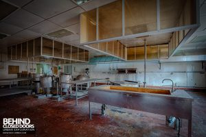 Selly Oak Hospital - Kitchen
