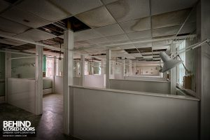 Selly Oak Hospital - Partitions